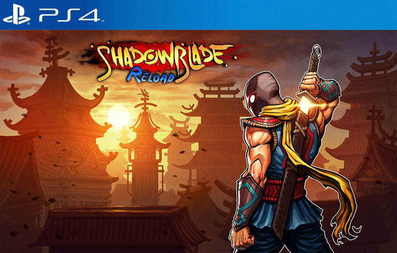 Shadow Blade: Reload for PS4